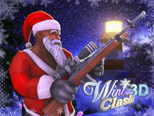 Play Winter Clash 3D Online